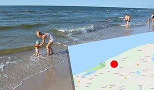 W Słajszewie znajdziemy jedną z najpiękniejszych polskich plaż