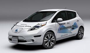 Autonomiczne samochody Nissana do 2020 roku