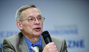 Koronawirus w Polsce. Prof. Włodzimierz Gut