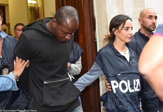 Guerlin Butungu nie uniknie wysokiej kary za napaść na Polaków w Rimini
