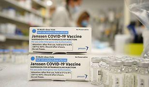 USA. Fabryka zmarnowała 15 mln szczepionek. Połączono składniki dwóch preparatów