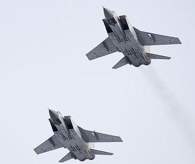 Samolot zwiadowczy USA przechwycony przez Rosjan nad Pacyfikiem