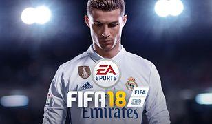 """Cristiano Ronaldo jest twarzą gry """"FIFA 18"""""""