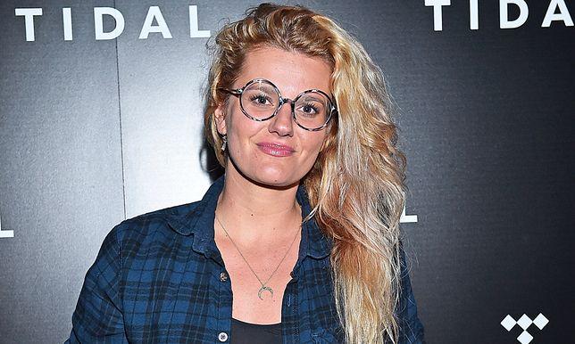 Zofia Zborowska wyjawiła anegdotę z sesji zdjęciowej.