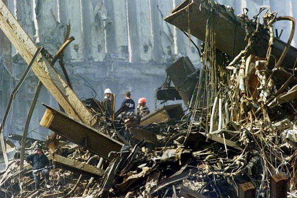 Nieprawdziwe informacje po ataku na WTC