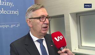 Waloryzacja 500 plus najwcześniej od 2021 roku. Wiceminister Szwed nie ma wątpliwości