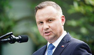Andrzej Duda pogratulował Bidenowi. Jakub Żulczyk krytykuje prezydenta