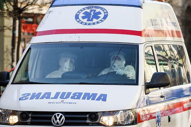 Koronawirus w Polsce. Szpital w Kaliszu zamknięty po śmierci pacjenta z koronawirusem
