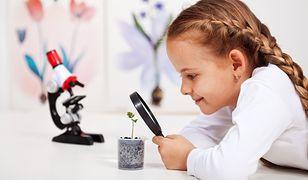 Dzieci są niezwykle zainteresowane otaczającym je światem