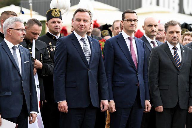 38. rocznica podpisania porozumień sierpniowych w Gdańsku. Mateusz Morawiecki mówił o Solidarności