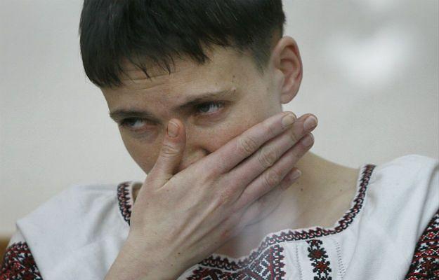 USA zaniepokojone stanem zdrowia Nadii Sawczenko. Apel do Rosji