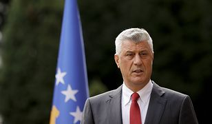 Kosowo. Prezydent oskarżony o zbrodnie wojenne