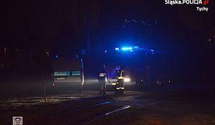 Śląsk. Śmierć na torach. W Tychach pociąg potrącił 65-letniego mężczyznę