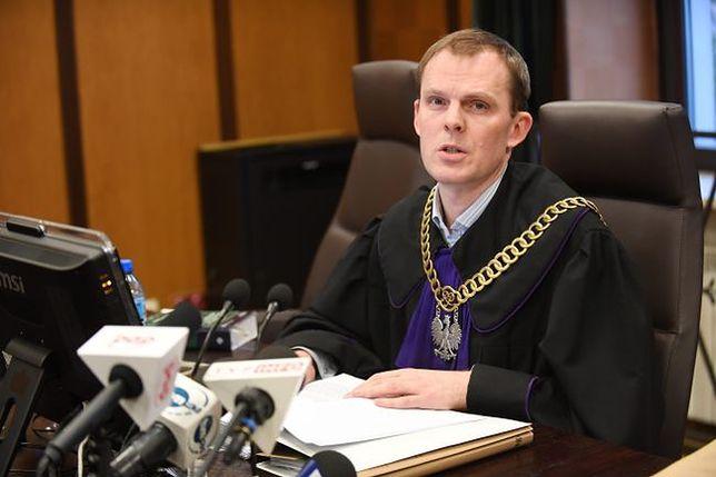 Sędzia Jacek Tyszka