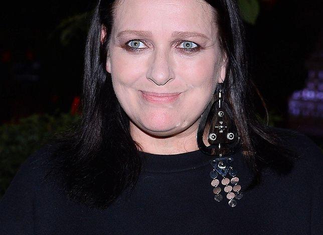 Katarzyna Nosowska na jednym z wydarzeń branżowych