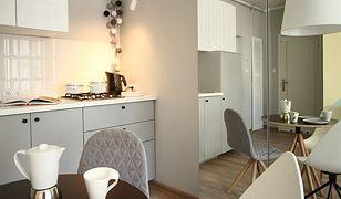 Jak odmienić wnętrze starego mieszkania w bloku - zobacz metamorfozy mieszkań do 50 mkw.