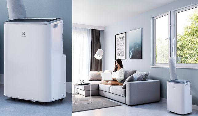 Klimatyzator przenośny – niedroga klimatyzacja w mieszkaniu. Jaki wybrać?