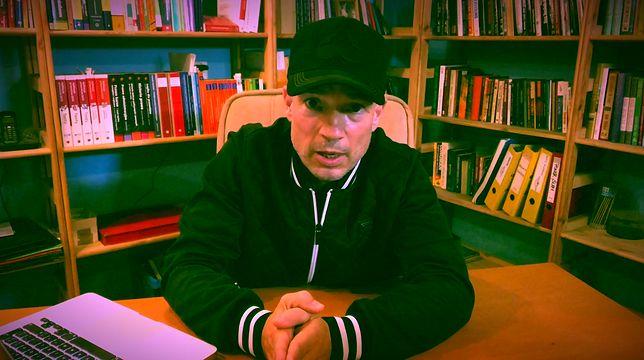 Jacek Łaszczok, czyli Stachursky