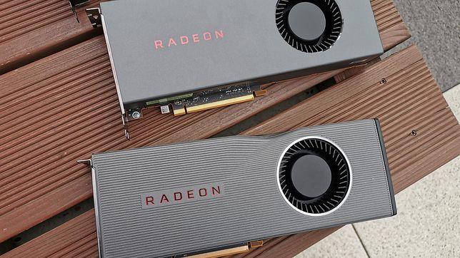 Karty Radeon RX 5700 jak na razie tylko w jednej wersji. Niedługo dostaną nowe chłodzenie