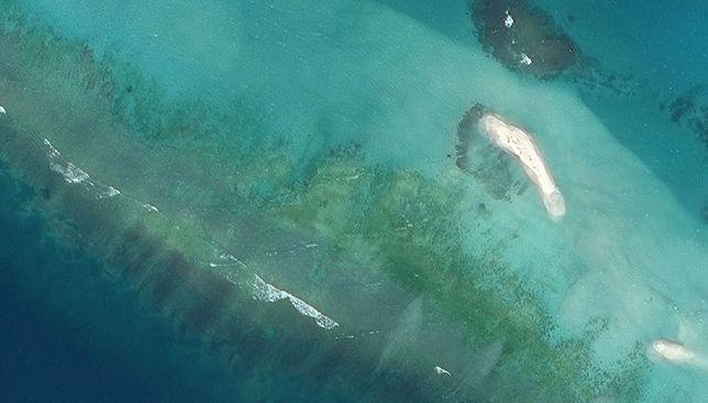 Trzy wyspy zniknęły w ubiegłym roku, a kolejne są zagrożone przez podnoszący się poziom wody