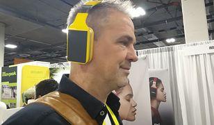 CES 2017: Te słuchawki myślą za ciebie