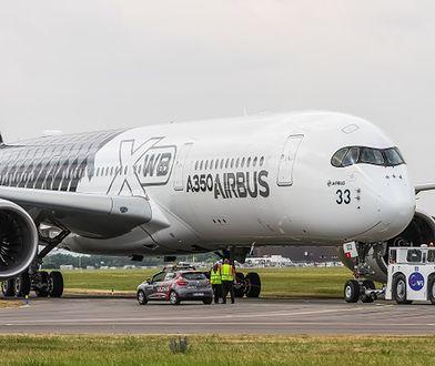 Airbus chce ładować ludzi do samolotów jak bagaż