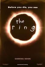 """plakat do filmu """"The Ring"""""""