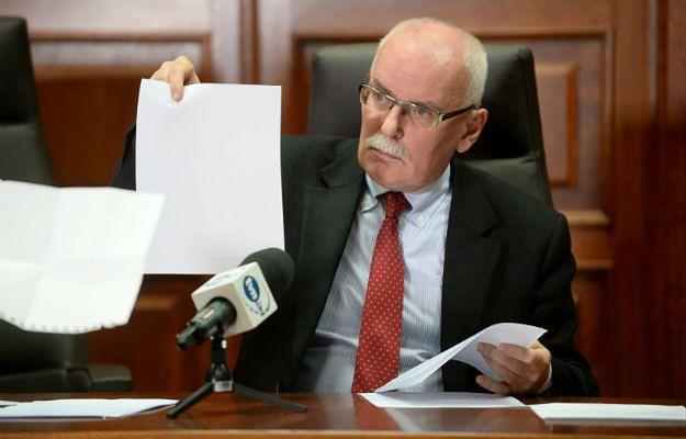 Akt łaski polegający na umorzenie sprawy Mariusza Kamińskiego wpłynął do sądu