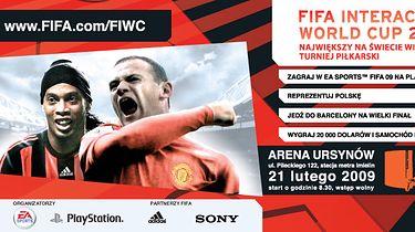 Tytuł Interaktywnego Mistrza Świata FIFA 2009 jest w zasięgu Twojej ręki!