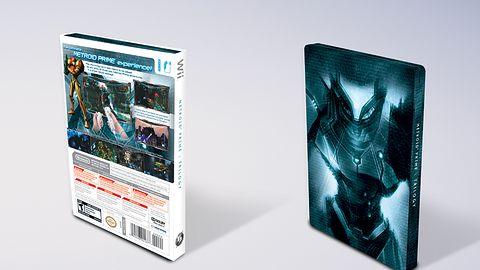 Galeria: Opakowanie Metroid Prime Trilogy