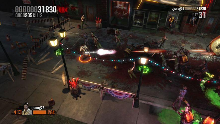 Zombie Apocalypse w przyszłym miesiącu