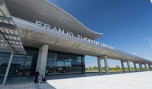 Port lotniczy w Zagrzebiu