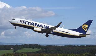 Ryanair w końcu oddał Francji 525 tys. euro