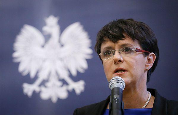 Joanna Kluzik-Rostkowska: gimnazja są mocno wpisane w system edukacji