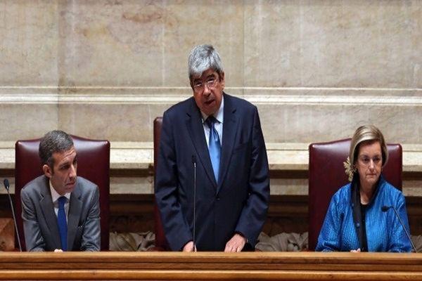 Portugalski socjalista Eduardo Ferro przewodniczącym parlamentu