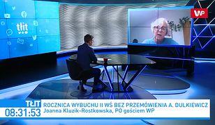 Andrzej Duda wspomniał o Lechu Wałęsie. Joanna Kluzik-Rostkowska: to nie jest żadna łaska