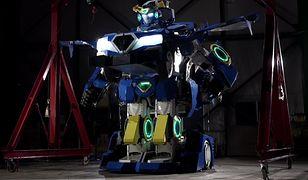 """Wygląda jak żywo wyjęty z serii """"Transformers"""""""