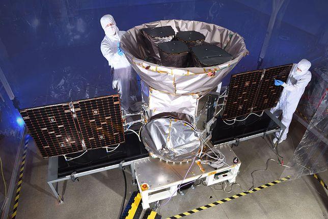 TESS jest już gotowy do wysłania w kosmos