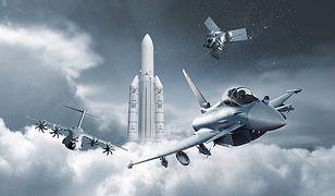Airbus inwestuje w sektor kosmiczny w Polsce. Kolejne wielkie przedsięwzięcie giganta