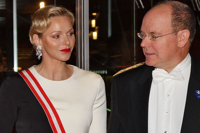 Charlene Grimaldi w 2011 roku poślubiła księcia Monako Alberta II