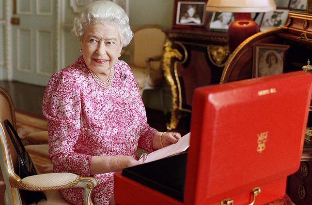 Bez tego królowa Elżbieta nie wyrusza w podróż