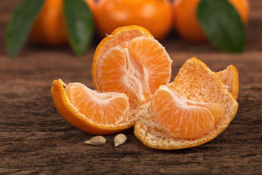 Mandarynka to naturalne źródło witamin i mikroelementów