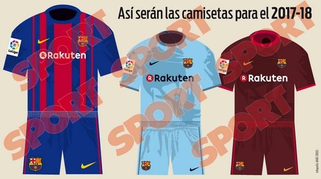 a11bc73ec Wyciekły zdjęcia nowych strojów Barcelony - WP SportoweFakty