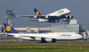 Strajk personelu pokładowego Lufthansy. 930 odwołanych lotów