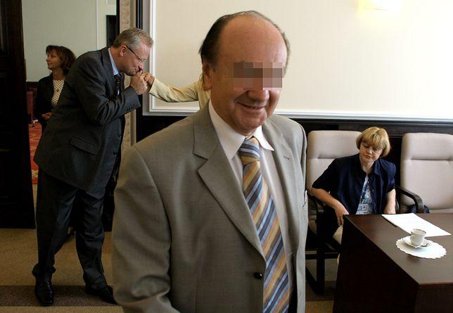 Poza Andrzejem K. zarzuty usłyszały trzy osoby