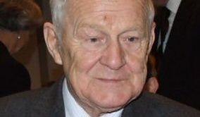 Mieczysław Rakowski podczas Rozdania Nagród Historycznych Polityki 2006