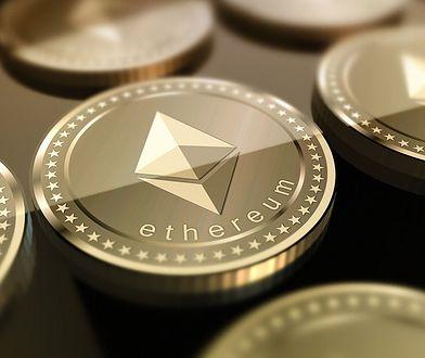 Etherum idzie w ślady bitcoina