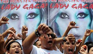 Religijne protesty przeciwko koncertom Lady Gagi