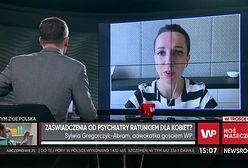 """Sylwia Gregorczyk-Abram o zaostrzeniu prawa aborcyjnego. """"Środowisko prawnicze stoi murem za lekarzami"""""""