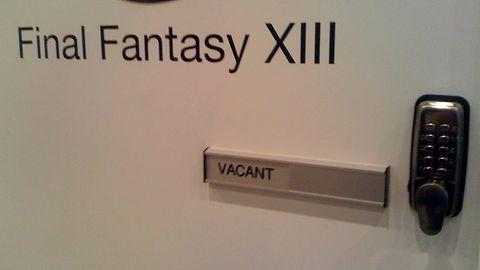 Krótka piłka: Final Fantasy XIII za zamkniętymi drzwiami